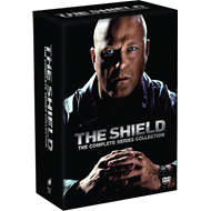 Produktbilde for The Shield - Den Komplette Serien (DVD)