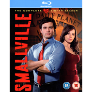 Smallville - Sesong 8 (UK-import) (BLU-RAY)