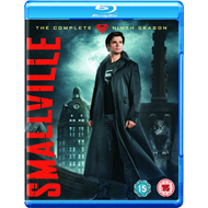 Smallville - Sesong 9 (BLU-RAY)