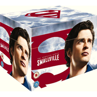 Smallville - Den Komplette Serien (UK-import) (DVD)
