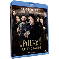 Stormenes Tid - The Pillars Of The Earth (BLU-RAY)