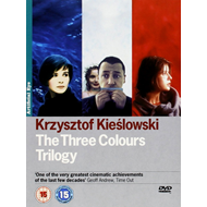 Three Colours Trilogy (UK-import) (DVD)