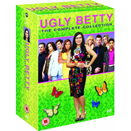 Ugly Betty - Den Komplette Serien (UK-import) (DVD)