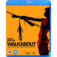 Walkabout (UK-import) (BLU-RAY)