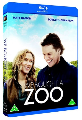 We Bought A Zoo (BLU-RAY)