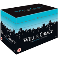 Will & Grace - Den Komplette Serien (UK-import) (DVD)