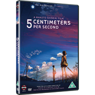 5 Centimeters Per Second (UK-import) (DVD)