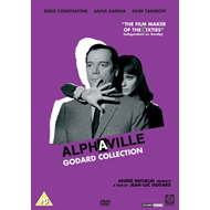 Alphaville (UK-import) (DVD)