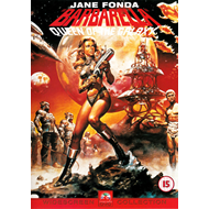 Barbarella (UK-import) (DVD)