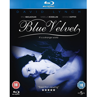 Blue Velvet (UK-import) (BLU-RAY)