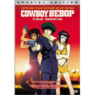 Cowboy Bebop: The Movie (UK-import) (DVD)