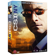 CSI - New York - Sesong 5 (DVD)