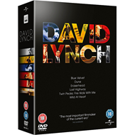 David Lynch Collection (UK-import) (DVD)