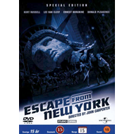 Escape From New York - Special Edition (DK-import) (DVD)