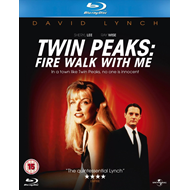 Twin Peaks - Fire Walk With Me (UK-import) (BLU-RAY)