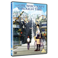 The Girl Who Leapt Through Time (UK-import) (DVD)