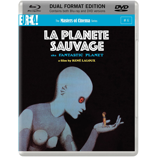 La Planete Sauvage (UK-import) (Blu-ray + DVD)