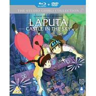 Laputa - Castle In The Sky (UK-import) (Blu-ray + DVD)