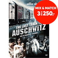 Produktbilde for The Last Train To Auschwitz (DVD)