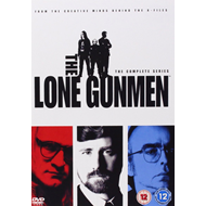 The Lone Gunmen - The Complete Series (UK-import) (DVD)