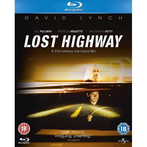 Lost Highway (UK-import) (BLU-RAY)