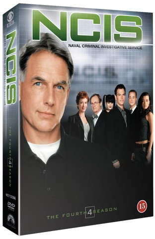 NCIS - Naval Criminal Investigative Service - Sesong 4 (DVD)