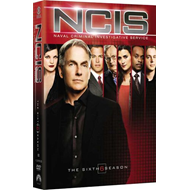 NCIS - Naval Criminal Investigative Service - Sesong 6 (DVD)