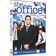 The Office (USA) - Sesong 3 (DVD)