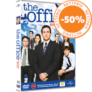 Produktbilde for The Office (USA) - Sesong 3 (DVD)