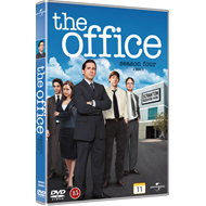 The Office (USA) - Sesong 4 (DVD)