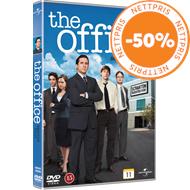 Produktbilde for The Office (USA) - Sesong 4 (DVD)