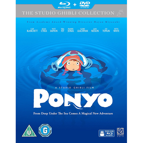 Ponyo - Special Edition (UK-import) (BLU-RAY)