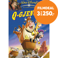 Produktbilde for Q-Gjengen (DVD)