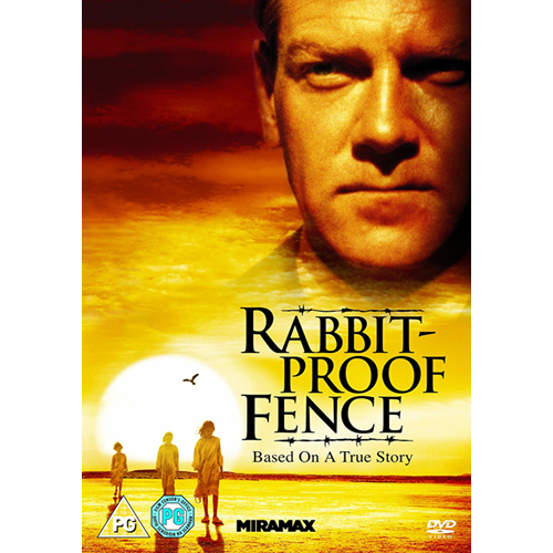 Rabbit-Proof Fence (UK-import) (DVD)