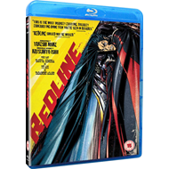 Redline (UK-import) (BLU-RAY)