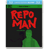 Repo Man (UK-import) (BLU-RAY)