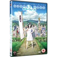 Summer Wars (UK-import) (DVD)