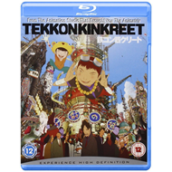 Tekkonkinkreet (UK-import) (BLU-RAY)