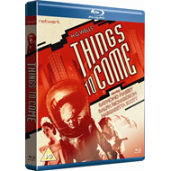 Things To Come (UK-import) (Blu-ray + DVD)