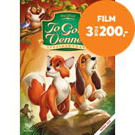 Todd & Copper - To Gode Venner (DVD)