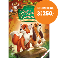 Produktbilde for Todd & Copper - To Gode Venner (DVD)
