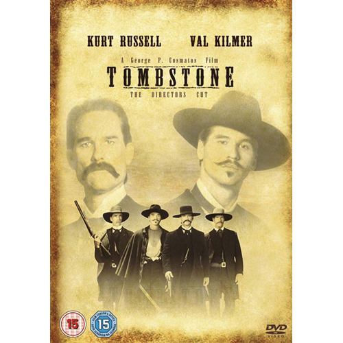 Tombstone (UK-import) (DVD)