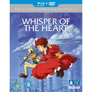 Whisper Of The Heart (UK-import) (Blu-ray + DVD)