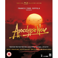 Apocalypse Now - Three Disc Collector's Edition (UK-import) (BLU-RAY)