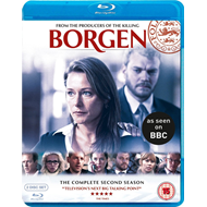 Borgen - Sesong 2 (UK-import) (BLU-RAY)