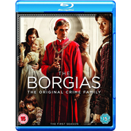 The Borgias - Sesong 1 (BLU-RAY)