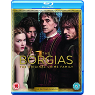 The Borgias - Sesong 2 (UK-import) (BLU-RAY)