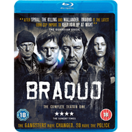 Braquo - Sesong 1 (UK-import) (BLU-RAY)