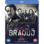 Braquo - Sesong 2 (UK-import) (BLU-RAY)