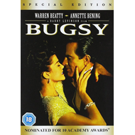 Bugsy - Extended Cut (UK-import) (DVD)